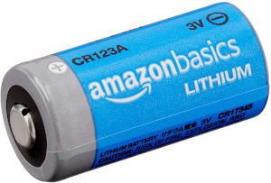 best cr123a battery