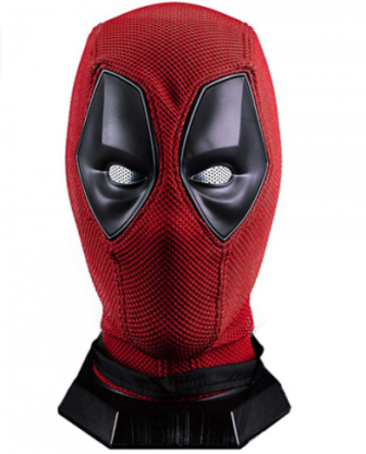Deadpool Replica Mask